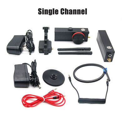 200m 2.4G Single Channel Wireless Follow Focus Remote Control w/ limit for Cam k