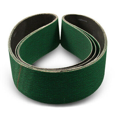 3Pcs Sanding Belt Hardwood Woodworking Set Grinding Abrasives Metalworking
