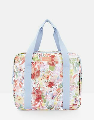 Joules  Picnic Cool Bag Printed And Fully Insulated ONE in  in One Size