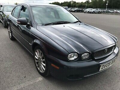 09 Jaguar X-Type 2.0 D S - 1F/Owner, 1/2Leather, Alloys, Climate, Nice
