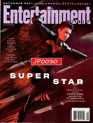 Entertainment Weekly 2019, Super Star, Cover 5 of 5, Batwoman, New/Sealed