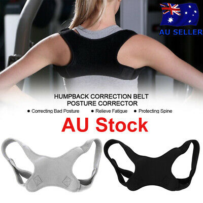 Back Posture Corrector Clavicle Support for Women & Men Upper Shoulder Neck Pain