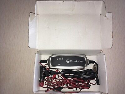 GENUINE MERCEDES BENZ McLAREN SLR BATTERY CHARGER CONDITIONER US PLUG BNIB RARE