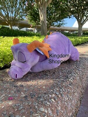 2019 Brand New Disney Parks Epcot New Figment Dream Friend Plush Large In Hand
