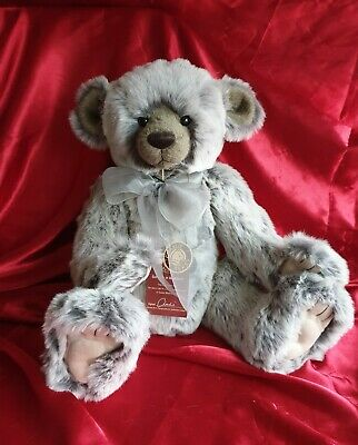 **William II** -  RARE - Charlie Bear - Plumo Limited Edition 685