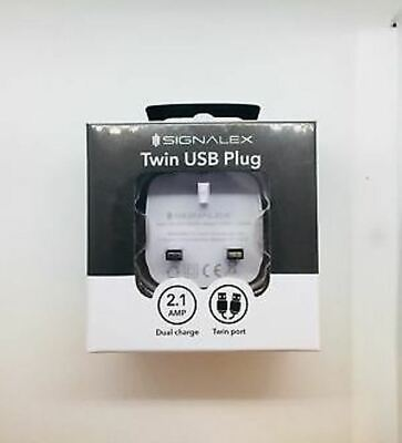 Twin USB Charger For Minelab Equinox 600/800 - DETECNICKS LTD