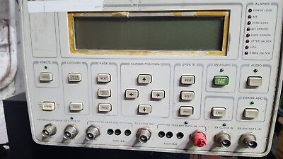 Hp 3784A Opt 002 Digital Transmission Analyzer  (Rbd7.3)