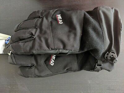 HEAD MEN'S DUPONT Sorona Insulated Ski Glove With Pocket