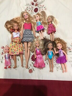 Barbie Doll Stacie And Chelsea Playdate Bundle