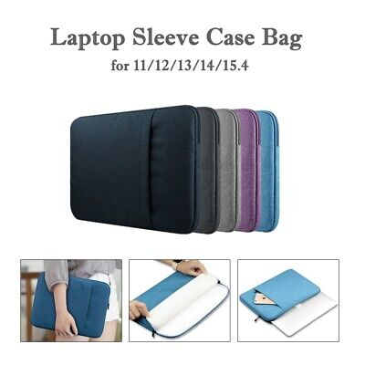 Macbook Dell ASUS HP 11/13/15.4 Pouces Housses Laptop Sleeve Sac Bag Sacoches