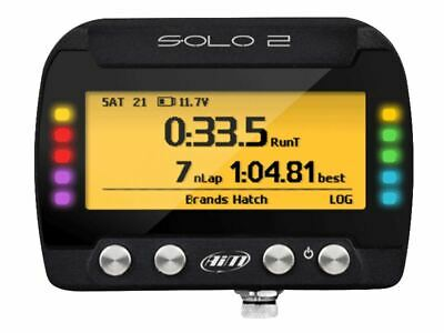 AiM Solo 2 GPS Motorcycle Lap Timer