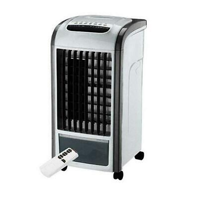 Portable Powerful Evaporative Air Cooler AC Fan With 3.5L Tank & 2 Ice Boxes