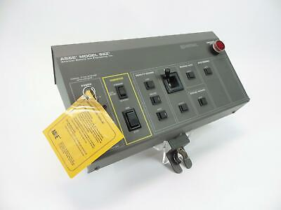 AS&E Model 66Z X-RAY Inspection System Controller Machine Remote