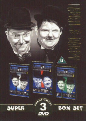 Laurel and Hardy: The Classic Collection (Box Set) DVD (2002) Stan Laurel,