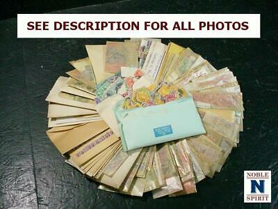 NobleSpirit NO RESERVE {9176}Alluring US Stamp Hoard w/Early