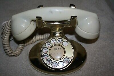 Vintage Western Electric Imperial Model 202 Dial Telephone