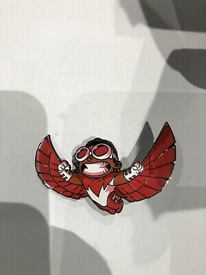 IN HAND Marvel Skottie Young SDCC San Diego Comic Con Pin Falcon