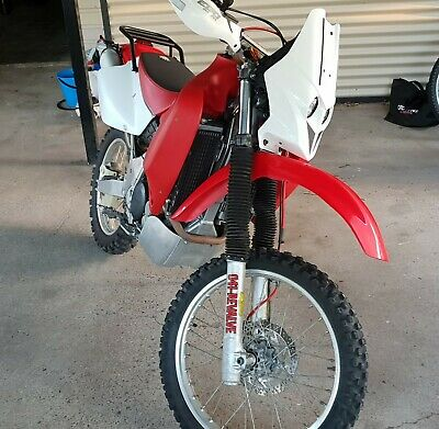 XR650R, ready for touring. 2002 low km's XR650 R Honda
