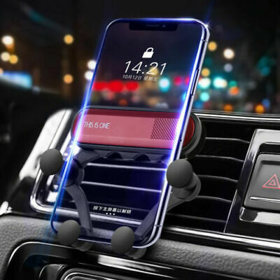 Universal 360° Gravity Car Air Vent Mount Phone Holder Stand for Cell Phone GPS