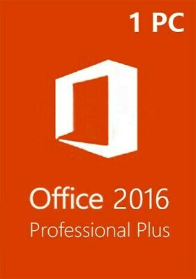 Microsoft Office Professional Plus 2016 Lizenzschlüssel MS Office 2016 Pro Key
