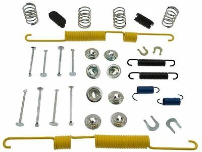 For 2012-2013 Scion iQ Drum Brake Hardware Kit Rear Raybestos 89471PB R-Line