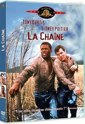 DVD La Chaine  Sidney Poitier  NEUF sous cellophane