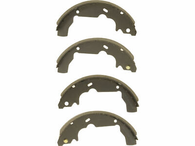 For 1998-2003 Toyota Sienna Brake Shoe Set Rear API 56621ZT 1999 2000 2001 2002