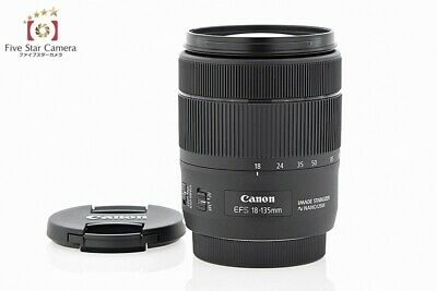 Near Mint!! Canon EF-S 18-135mm f/3.5-5.6 IS USM