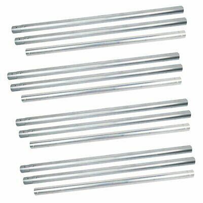 4PCS 3M Metal Background Crossbar Tube for Roller Backdrop Drive System UK