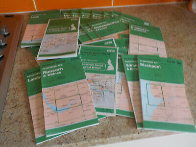Ordnance Survey Pathfinder Map Buckingham 1046 brand new... sample pictures only