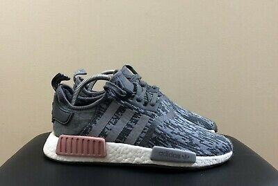 best service 21853 1d9e5 ADIDAS NMD R1 BY3059 Womens Vapor Pink Grey Onyx Boost size ...