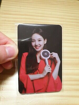 TWICE Official Stick Pen Light CANDY BONG Z Bonus Photo Card Limited NAYEON