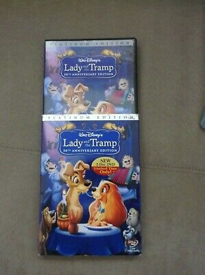 Lady and the Tramp [Two-Disc 50th Anniversary Platinum Edition]