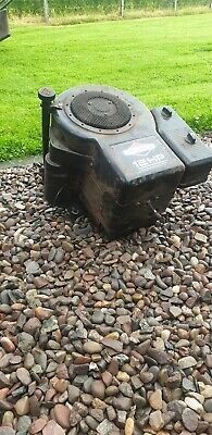 Briggs and stratton ride on mower engine 12hp.