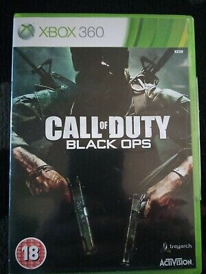 Call of Duty Black Ops 1 Xbox 360 / Xbox One (Xbox 360) FAST POST UK war game