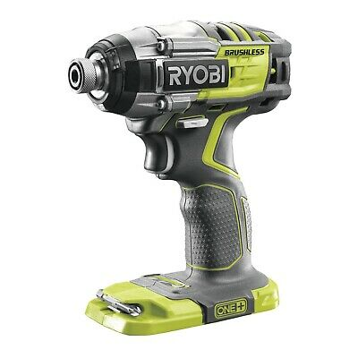 Ryobi R18IDBL-0 ONE+ Cordless Brushless Impact Driver - Body Only - FAST Ship