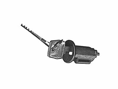 For 1967-1978 Ford F100 Ignition Lock Cylinder Motorcraft 56164WQ 1968 1969 1970