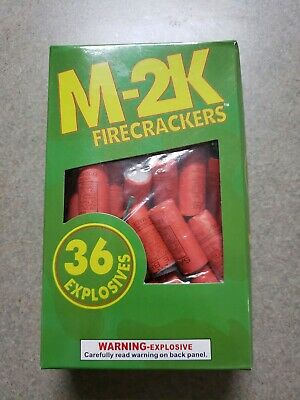 FIREWORKS labels collectible M-2K Firecrackers