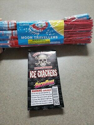 FIREWORKS labels Vintage Rockets/Cracker