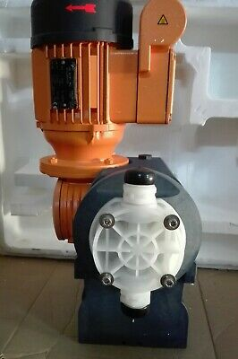 Metering pumps Sigma / 1 Base Type S1Ba Motor-driven