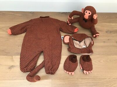 Tom Arna's Signature Collection Monkey costume