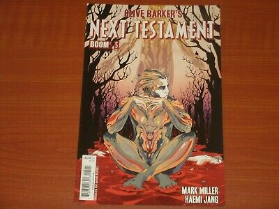 Boom Studios Comics:  Clive Barker's NEXT TESTAMENT #5 (of 12)  Sept. 2013