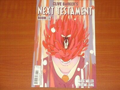 Boom Studios Comics:  Clive Barker's NEXT TESTAMENT #6 (of 12)  Oct. 2013 Miller