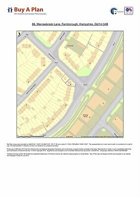 Selling Plot Of Land To Erect 2 Or 3 Bed House In Farnborough Hampshire