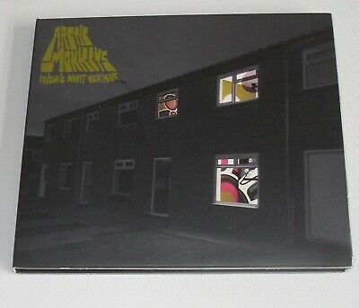 Arctic Monkeys / Favourite Worst Nightmare - Cd