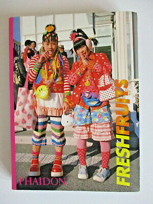 JAPANESE STREET FASHION Fresh Fruits Book Shoichi Aoki