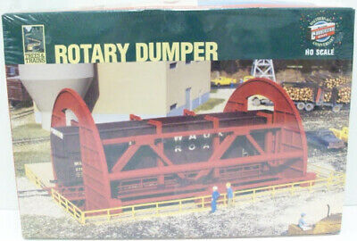 WALTHERS 933-3145 HO Scale Rotary Dumper Building Kit