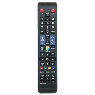 BN59-01178W Replaced Remote for SAMSUNG TV UN46H6201AFXZA UN46H6203AF  JHQY