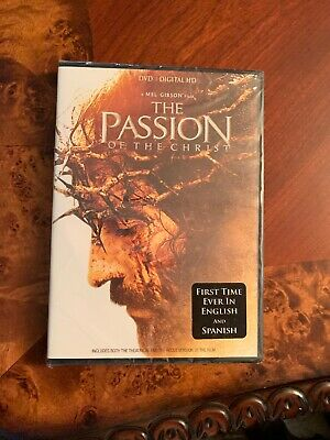 The Passion of the Christ [DVD Disc Only] NEW SEALED