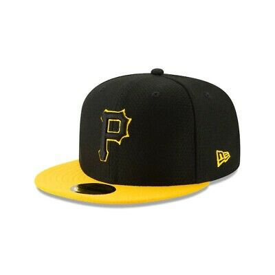 Pittsburgh Pirates New Era 2019 MLB Batting Practice 59FIFTY Fitted On Field